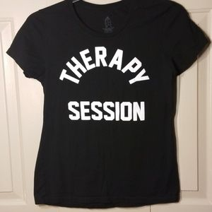 Adidas Therapy Session tee shirt